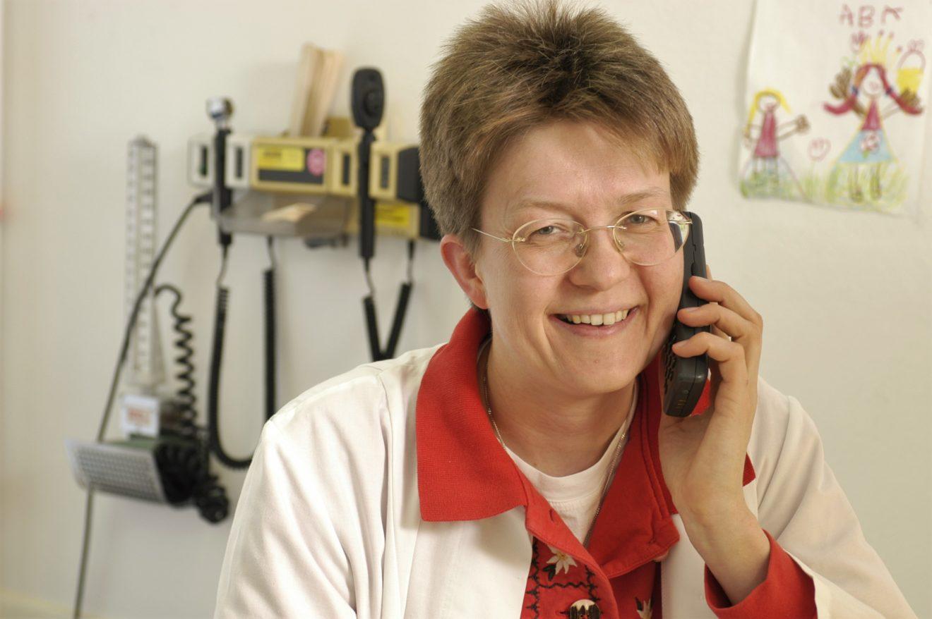 Frau Dr. Sigrid Kruse, von Haunersches Kinderspital MŸnchen