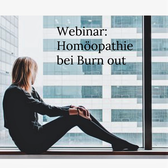 Webinar: Homöopathie bei Burn out - BPH