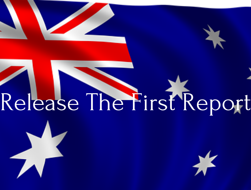 Release The First Report